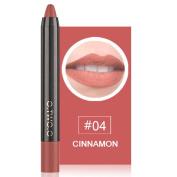 SEXYP 12 Colours Ladies Beauty Creative Sexy O.TWO.O Long Lasting Lip Pen Waterproof Matte Lip Gloss Lip Lipstick