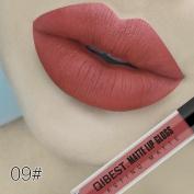 SEXYP 1PC Ladies Beauty Creative Sexy Fashion Lip Makeup Sexy Matte Velvet Long Lasting Lipgloss Liquid Lipstick