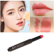 SEXYP 1PC Ladies Beauty 6 Colours Press The Lipstick Button Makeup Long Lasting Lipstick
