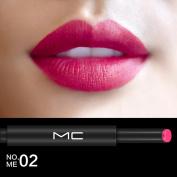 SEXYP 1PC Ladies Creative Beauty New Makeup Waterproof Sexy Lip Pencil Matte Long Lasting Lip Gloss Lipstick