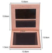LLguz DIY Empty Magnetic Makeup Palette Eye Shadow Pigment Tray Holder Box