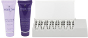 Michael Todd Sonicsmooth Replacement Kit for At-Home Dermaplaning - 7 Replacement Blades + Cleanser + Serum