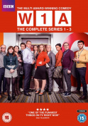 W1A: The Complete Series 1-3 [Regions 2,4]