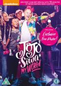 Jojo Siwa: My World [Regions 2,4]