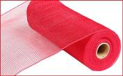 25cm x 9.1m Deco Poly Mesh Ribbon - Value Mesh