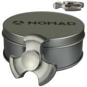 Metal Fidget Spinner Toy Prime - Quiet Tri Figit Spinner - R188 Hybrid Ceramic Bearings – Cool Fidget Spinner Prime - Stress Relief ADHD Fidget Toys - Nomad Pro Q7 Hand Spinner
