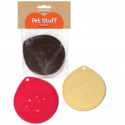 Pet Stuff Pet Food Can Covers Large