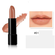 Lisin New 5 Colours Ladies Beauty Makeup Waterproof Sexy Lipstick Hydrating Long Lasting