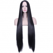 Deifor 100cm Long Straight Heat Resistant Synthetic Hair Cosplay Wigs
