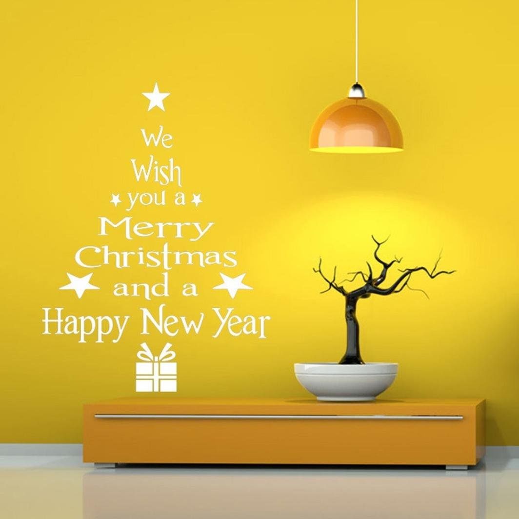 Christmas Wall Stickers Homeware: Buy Online from Fishpond.co.nz