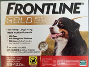 Frontline Gold 3 Dose 89+lbs