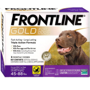 Frontline GOLD for Dogs 2080kg PURPLE