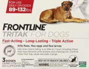 Merial Frontline Tritak Pest Control for Dogs and Puppies, 40-60kg