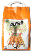 Olewo Carrots Digestive Dog Food Supplement and Effective Dog Diarrhoea Relief NonGMO Product