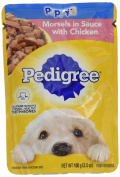 PEDIGREE Choice Cuts in Gravy Wet Dog Food Pouches