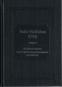 Sefer Hasichos 5702 - English