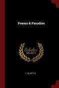 Poems & Parodies