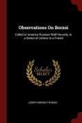 Observations on Borzoi