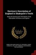 Harrison's Description of England in Shakspere's Youth