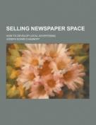 Selling Newspaper Space