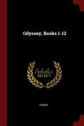 Odyssey, Books 1-12