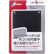 Dust prevention cover black for CYBER, the dock