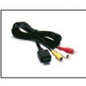 [ACC] [GC] Nintendo GameCube stereo AV cable (for SF/N64/GC) Nintendo (SHVC-008)
