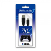 USB charge cable 2.0m for DUALSHOCK4
