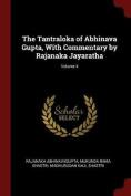 The Tantraloka of Abhinava Gupta, with Commentary by Rajanaka Jayaratha; Volume 4