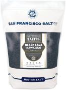 Black Lava Hawaiian Sea Salt