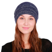 Lanhui_Lovely Women Warm Baggy Weave Crochet Winter Wool Knit Ski Beanie Skull Hat