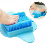 Foot SPA Massager Brush, Scrubber Callus Remover Exfoliating Tool Scrub, Cleaner For Shower Floor