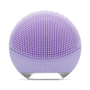FOREO LUNA Go Portable and Personalised Facial Cleansing Brush for Sensitive Skin