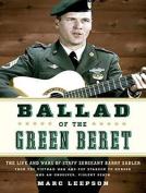 Ballad of the Green Beret [Audio]