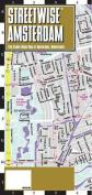 Streetwise Amsterdam Map - Laminated City Center Street Map of Amsterdam, Netherlands