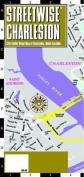 Streetwise Charleston Map - Laminated City Center Street Map of Charleston, South Carolina