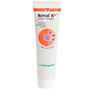 Renal K Gel Potassium Gluconate for Dogs and Cats 150ml
