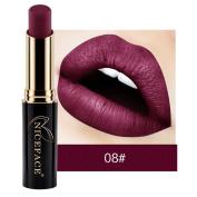 Silky Feel Sexy Liquid Lipstick XUANOU Moisturiser Velvet Lipstick Makeup Beauty Lip Gloss