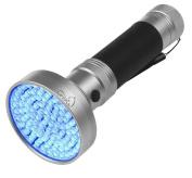 Lifepul(TM) Ultra Bright 100 LED UV Blacklight Pet Urine Detector Finder, Ultraviolet Handheld Flashlight for Detecting Dog Pee / Body Fluids / Bed Bugs, Inspecting Money, Passports, . Leaks