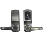 Codelocks Electronic Keyless Entry Lock, Grade 1 Body insert, w/ Smartphone App, Keypad, Card, Audit