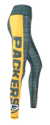 "Green Bay Packers Women's NFL ""Showpiece"" Leggings Yoga Pants"