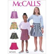 Children's/Girls' Skirts, 3-4-5-6