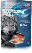 BLUE Wilderness Trail Treats Grain-Free Jerky Dog Treats