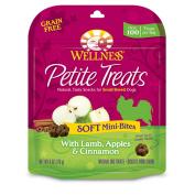 Wellness Petite Treats Small Breed Grain Free Dog Treats, 180ml Bag