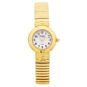 Destiny Ladies' Gold Tone Watch