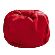 Living & Co Bean Bag Cover 200L Red