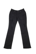 Earl Jeans Black Wash Ripped Skinny Jeans 0