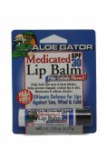Aloe Gator Lip Balm Fishbowl SPF 30 Pina C