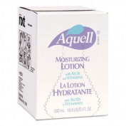 Aquell Moisturising Lotion Refill, 500 mL Refill Pack - Includes four 500-ml refill packs.