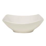 Living & Co Quadra Bowl Square White
